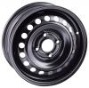 подобрать и купить штампованный диск Trebl на Volkswagen (B) 5x14 4x100 ЕТ35 57,1 в Красноярске
