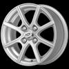 диск K7 Компас (серебро) 5,5x13 4x98 ET35 58,5
