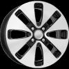 Реплика КиК КС582(15_Rio) (алмаз черный) 6x15 4x100 ET48 54,1