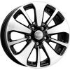 Реплика КиК КС688 (ZV 16_Peugeot 4008) (алмаз черный) 6,5x16 5x114,3 ET38 67,1